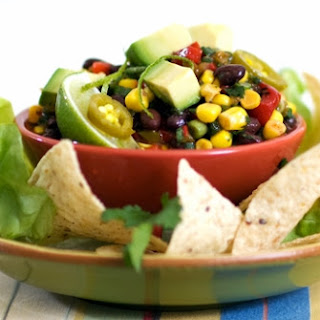 Marinated Mexican Salad.