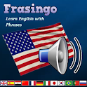 Learn English with Phrases icon