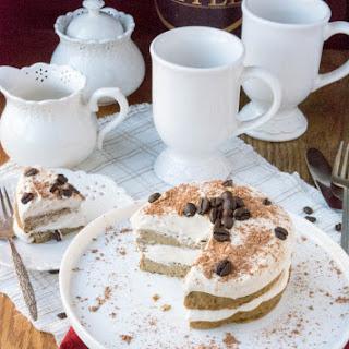 Sugar Free Low Carb Tiramisu Mug Cake