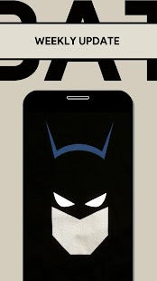 Wallpapers for Batman HD Screenshot