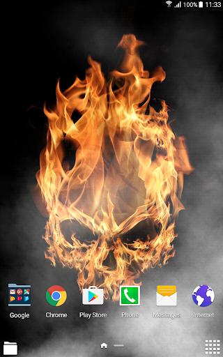 Fire Live Wallpaper 1.0.6 screenshots 8