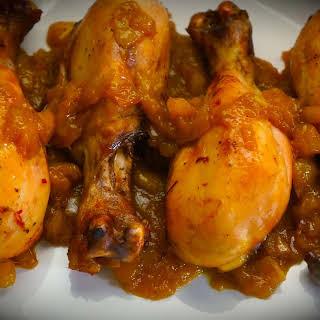 Mango Chicken.