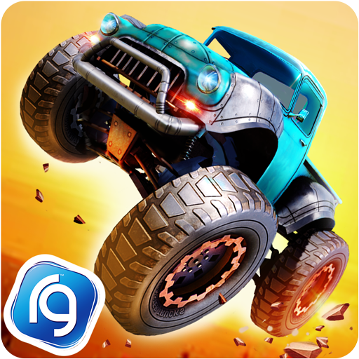 Monster Trucks Racing (game)