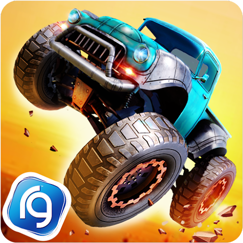 Monster Trucks Racing 2019 [Mod Money] 3.4.113mod