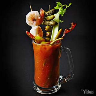Bloody Mary Mix With Vodka Recipes.
