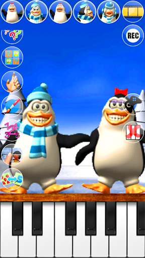 Talking Pengu and Penga Penguin  screenshot 16