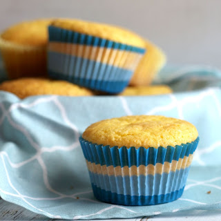 Sweet Corn Muffins.