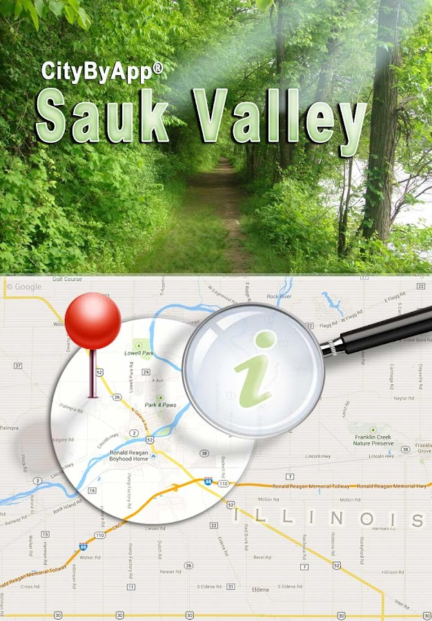 CityByApp® Sauk Valley!- screenshot