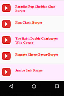 Best Hamburger Recipes - náhled