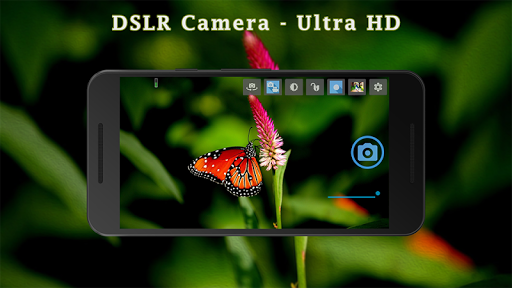 DSLR HD Camera Pro app (apk) free download for Android/PC