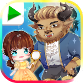 Tải Beauty and the Beast, Children Interactive Book miễn phí