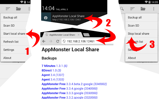 AppMonster screenshot 5
