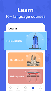HelloTalk Mod Apk- Chat, Speak & Learn Languages (VIP Features) 5