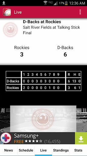 Arizona Baseball Diamondbacks Edition  screenshots 3