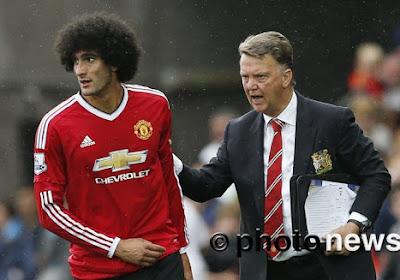 """Fellaini l'admet: """"Manchester United doit être beau à voir jouer"""""""