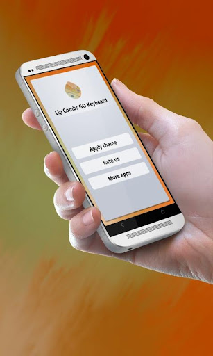 無料个人化Appのリップコームズ GO Keyboard|記事Game