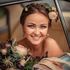 Wedding photographer Anastasiya Bulkina (Stella123). Photo of 18.01.2017