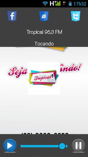 Tropical 95 3 FM