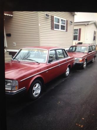 1985 Volvo 240 dl Hire NJ 07093