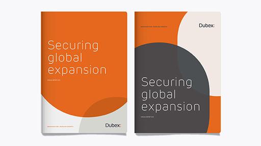 Dubex-positioneringsstrategi & brandidentitetseksempel