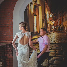 Wedding photographer Sergey Luchin (Glubina). Photo of 08.06.2015