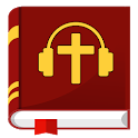 Audio Bible KJV. Bible verses daily for free. icon