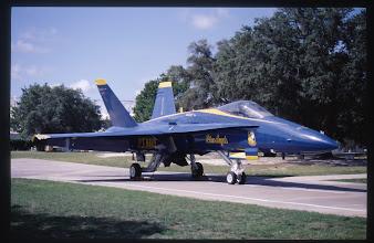 Photo: Musée Blue Angels US Navy Floride