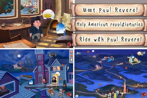 A C: Paul Revere's Ride