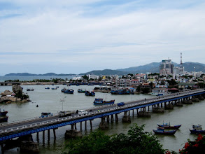 Photo: Year 2 Day 17 - View of Nha Trang from the Ponagar Cham Towers