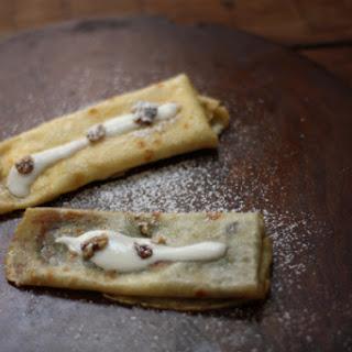 Hungarian Palacsinta (Pancakes)