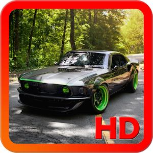 download Muscle cars HD Wallpapers apk