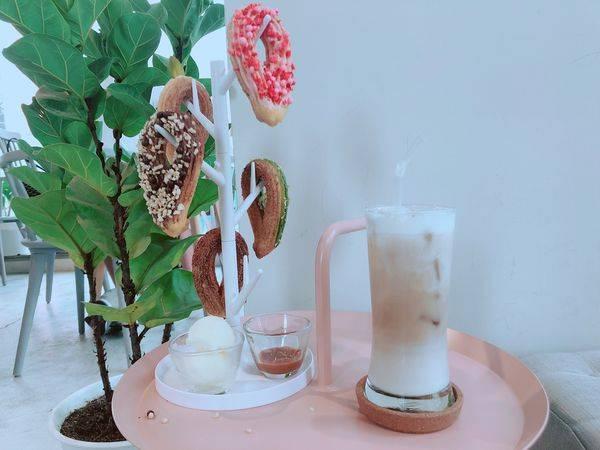 CHURRO & Sweet✿吉拿樹出沒 ! 台南甜點可愛的無極限呀~ 可愛又可口好犯規!