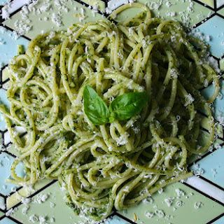 Spinach Parmesan Pesto