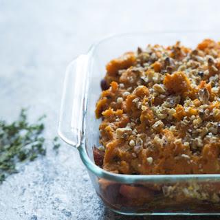 Sweet Potato and Root Veggie Shepherd's Pie [Vegan, Gluten-Free]