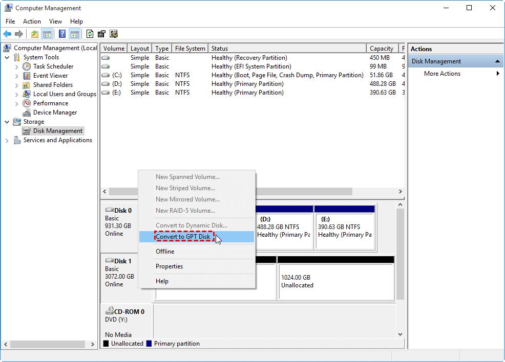 convert-to-gpt-windows-10