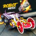 Robot Crash Battlebots: Bot Fighting Arena icon
