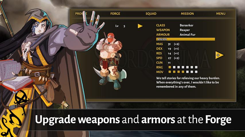 android Swords of Anima Screenshot 13