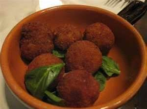 Left Over Rice Balls Recipe