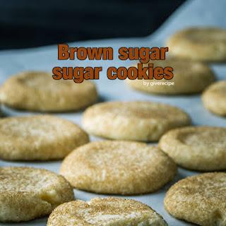 Brown Sugar Sugar Cookies Recipe