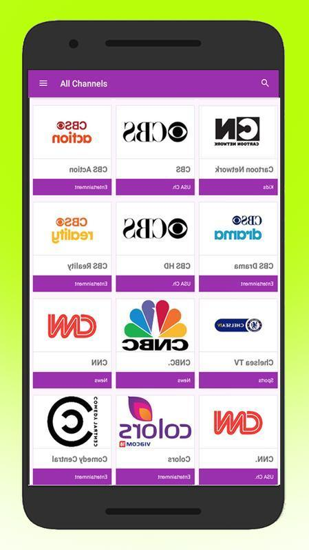 New Free UKTVnow Live Streaming TV Guide for Android - APK Download