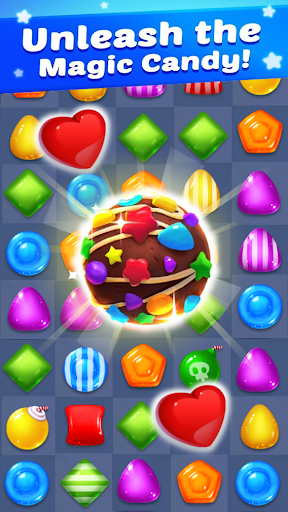 Lollipop Candy: Sweet Match 3 Puzzle Game 9.6.6 Cheat screenshots 1