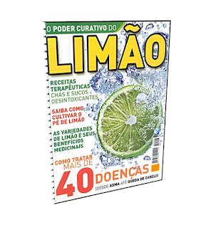 O poder curativo do limão