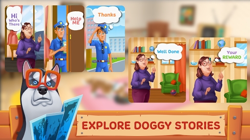 Dog Town: Pet Shop Game, Care & Play with Dog 1.4.10 screenshots 5