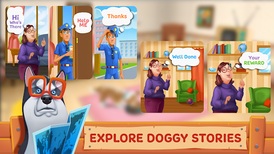 Dog Town: Pet Shop Game, Care & Play with Dog 5