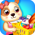 Shopping Mall Supermarket Fun - Games for Kids icon