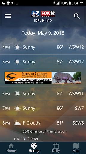 KOAM Sky Watch Weather  screenshots 3