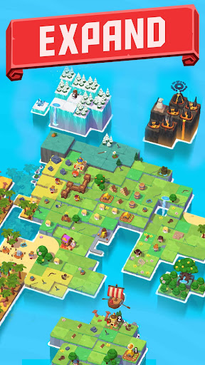 Merge Stories - Merge, Build and Raid Kingdoms! 1.10.1 screenshots 3