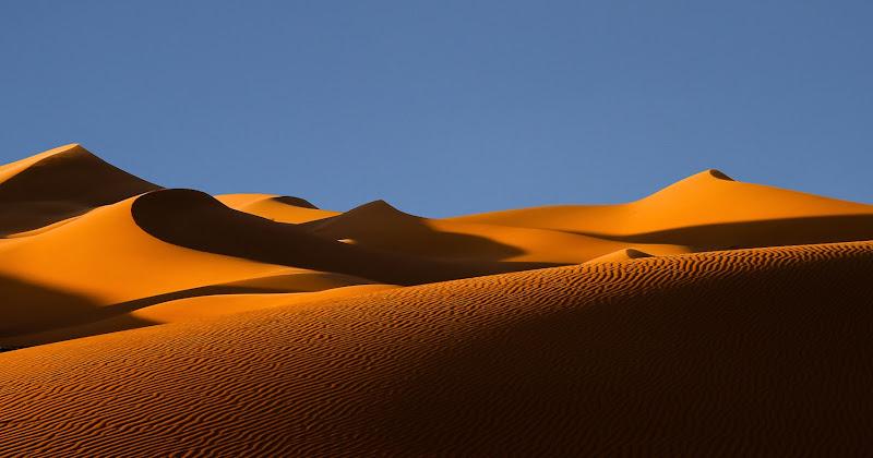 Il Sahara d'inverno di daniele1357