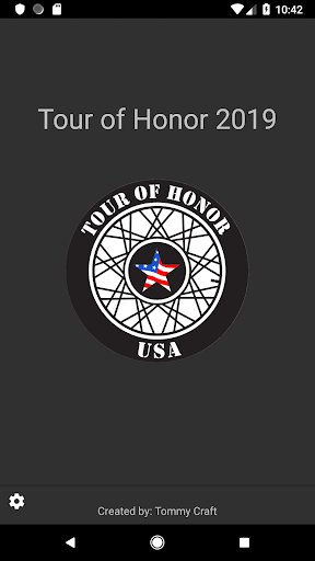 PC u7528 Tour of Honor 2019 1