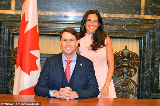 Trudeau Party MP Caught Naked During Parliamentary Video